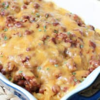 Easy Chili Cheese Fries