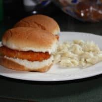Cheap & Easy: Chicken Mozzarella Sandwiches