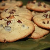 Crazy Cooking Challenge: Super Soft Chocolate Chip Cookies