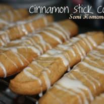 Cinnamon Stick Cookies