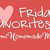 Friday Favorites 4/26 – Bars & Brownies