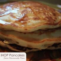 Copycat IHOP Pancakes