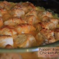 Poppin' Ranch Chicken Pot Pie