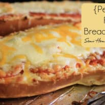 Perfect French Bread Pizza