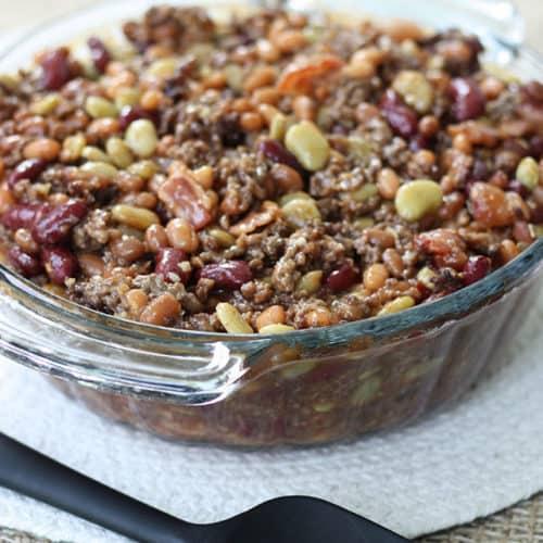 Calico Beans Mostly Homemade Mom