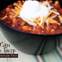 Soup Week: Can Can Taco Soup