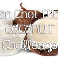 Iron Chef Mom – Coconut