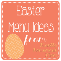 Easter Menu Ideas