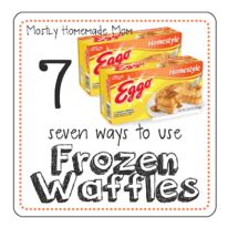 7 Ways to Use Frozen Waffles