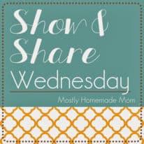 Show & Share Wednesday #33