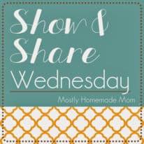 Show & Share Wednesday #34