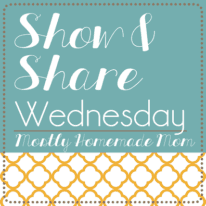 Show & Share Wednesday #38 – and a Giveaway!