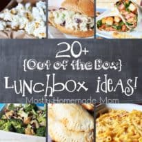 {Out of the Box} Lunchbox Ideas and $300 Back to School Giveaway!