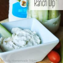 Creamy Ranch Dip with Kraft and Dollar General!