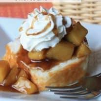 Caramel Apple Shortcake & Sara Lee $50 Giftcard Giveaway!