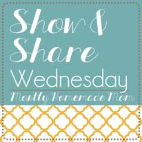 Show & Share Wednesday #58