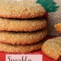 Sparkly Gingersnaps