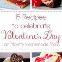 15 Recipes to Celebrate Valentine's Day