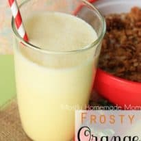 Frosty Orange Juice & Honey Bunches of Oats Giveaway!