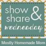 Grab button for Semi Homemade Mom