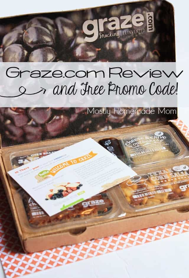 Graze coupon code