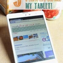 5 Reasons Why I Can't Live Without My Tablet! with T-Mobile Free Data Tablet