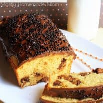 Peanut Butter Cup Pound Cake