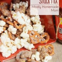 Reese's Spreads Snack Mix