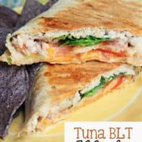 Tuna BLT Melt