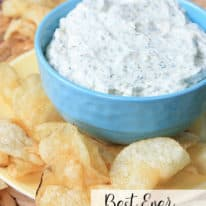 Best Ever Chip Dip