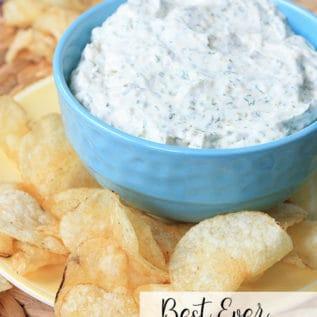 Best Ever Chip Dip