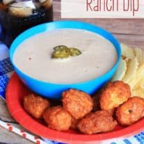 Ranch Jalapeno Dip | Dollar General Easy Meals