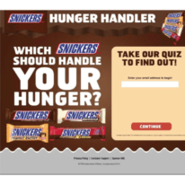 Special SNICKERS Offer to Mostly Homemade Mom Readers!