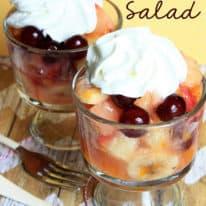 Chilled Fruit Salad