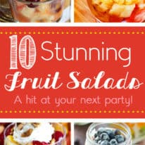 10 Stunning Fruit Salads for Your Next Party!