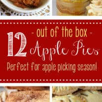 12 Out of the Box Apple Pies – Perfect for Apple Picking Season!