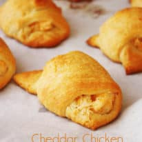 Chicken Crescent Rolls (VIDEO)