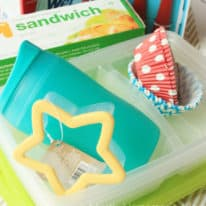 Simple Lunchbox Supplies for a Busy Mom!
