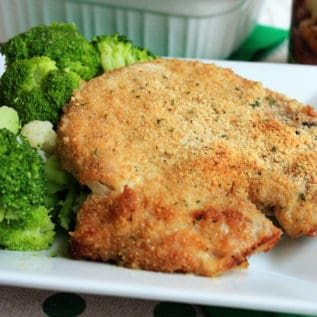 Breaded Pork Chops Baked
