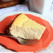Mom's Famous Cheesecake
