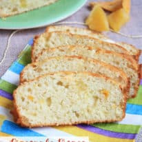 Pineapple Mango Banana Bread