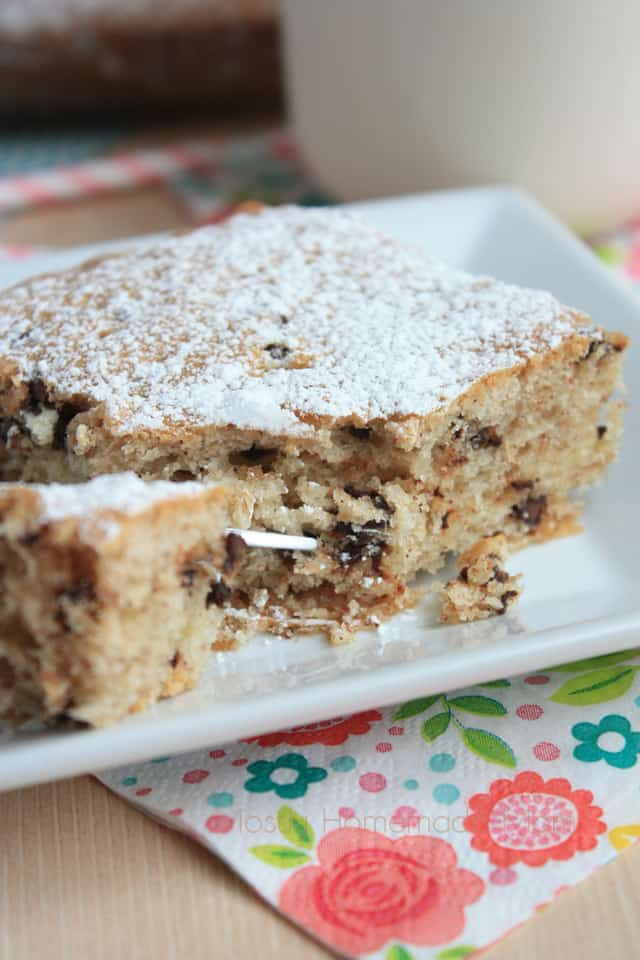 sour cream coffee cake easy