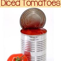 17 Recipes for a Can of Diced Tomatoes