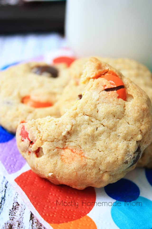 Lunch Box Monster Cookie Recipes Easy