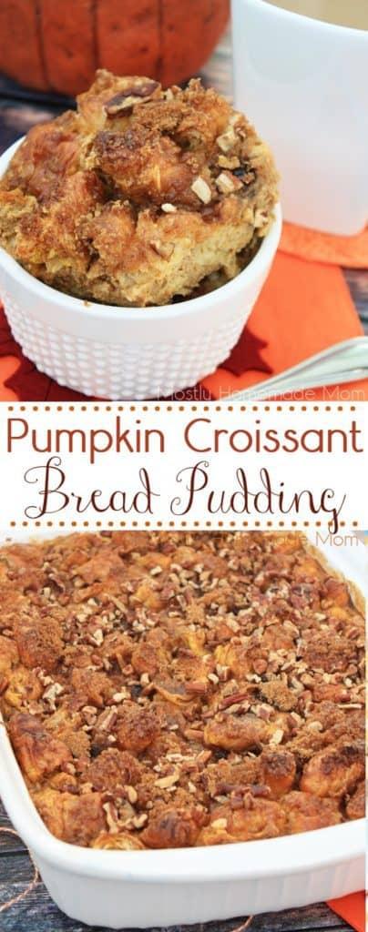 Pumpkin Best Bread Pudding Recipe