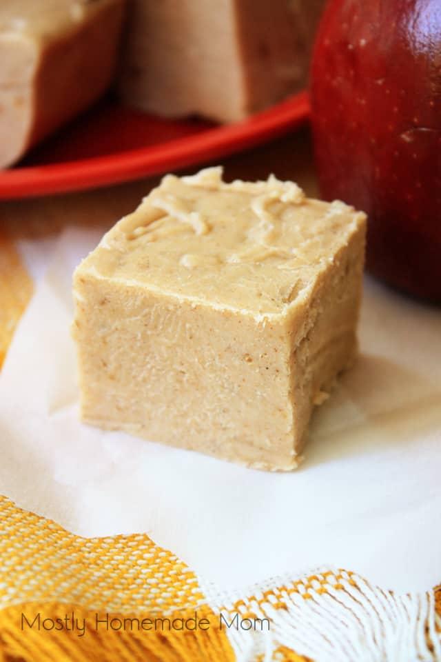 Caramel Apple Pie Fudge Dessert Recipes