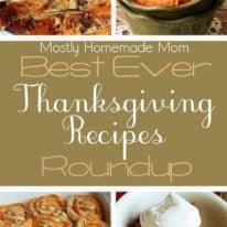 Best Ever Thanksgiving Recipes Roundup