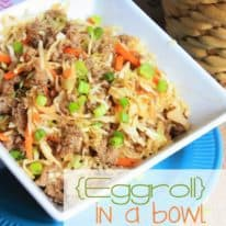 Eggroll In A Bowl – VIDEO