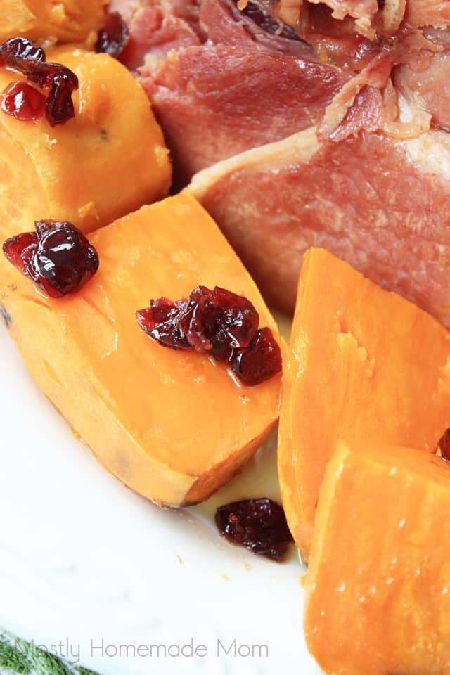 Maple Syrup Ham Glaze