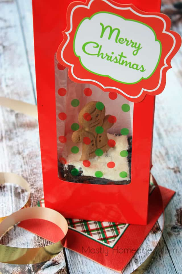 Pumpkin Gingerbread Brownies Recipe
